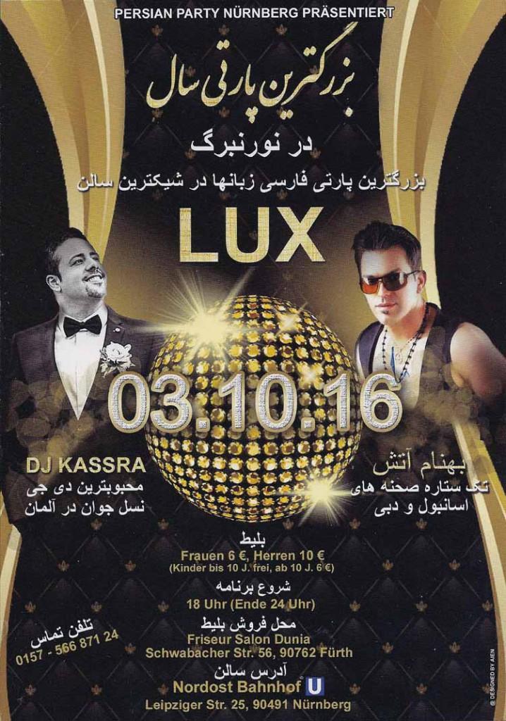 LUX VERANSTATUNG 03-10-2016-Omas Laden
